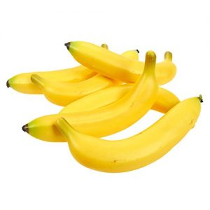 Banane aus plastik