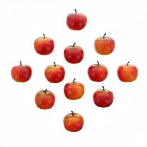 Künstliche Apfel