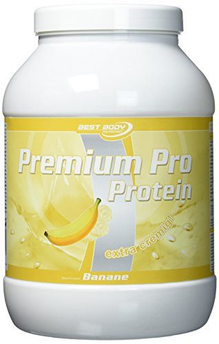 Best Body Nutrition Premium Pro, Banane, 750 g Dose