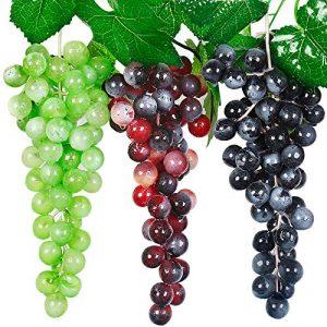 Weintraube aus plastik